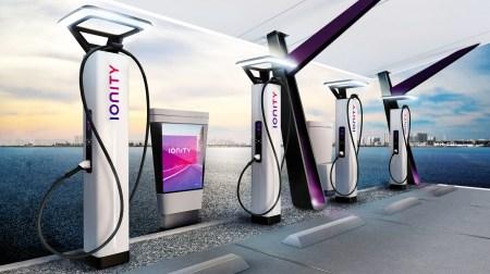 Европейская сеть скоростных зарядок IONITY меняет структуру тарифов — с 8 евро за зарядную сессию на 0,79 евро за 1 кВтч (стоимость зарядки вырастет в разы)