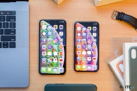 Можно прилично сэкономить. Apple начала продавать восстановленные iPhone XS и iPhone XS Max