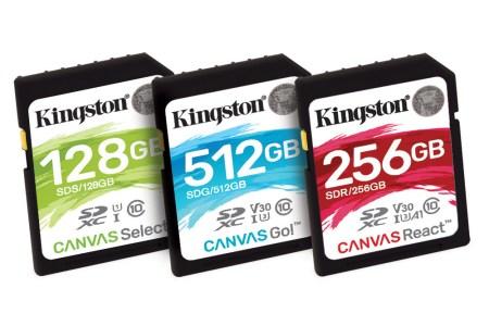 Kingston Digital анонсировала на CES 2020 карты памяти UHS-II, твердотельные накопители NVMe PCIe Gen 4.0 и другие новинки