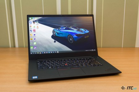 Обзор ноутбука Lenovo ThinkPad X1 Extreme (2nd gen)
