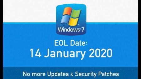Microsoft прекращает бесплатную расширенную поддержку Windows 7, которую продолжают использовать более 440 млн пользователей