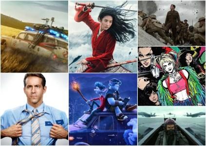 40 самых ожидаемых фильмов 2020 года