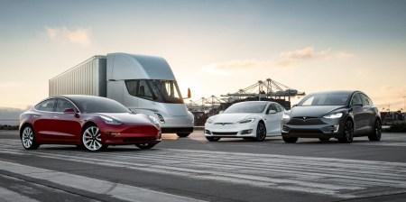 Новый отчет Tesla: выйти на прибыль по итогам года не удалось, выручка бьет рекорды, кроссовер Tesla Model Y выйдет уже в этом квартале