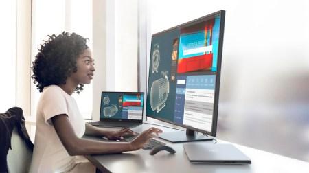Dell анонсировала несколько мониторов для различных сфер применения