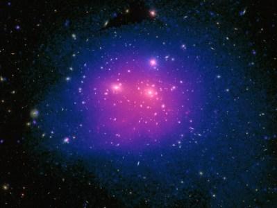 Немецкие астрофизики подтвердили всплески плазмы вокруг скоплений галактик
