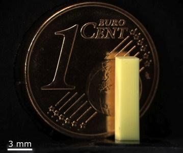 Группа специалистов из Германии и Австралии добилась рекордной скорости 3D-печати объектов с деталями микрометрового масштаба при помощи лазера