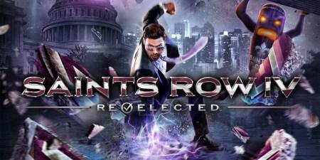 Сборник Saints Row IV: Re-Elected выйдет на Nintendo Switch 27 марта
