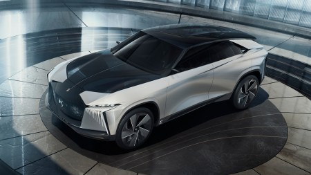 Французы представили концепт электрического кроссовера DS Aero Sport Lounge с мощностью 680 л.с., батареей 110 кВтч и запасом хода 650 км