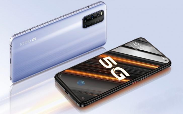 Игровой смартфон iQOO 3 с чипсетом Snapdragon 865, быстрой зарядкой на 55 ВТ и поддержкой 5G поступит в продажу по цене от $510