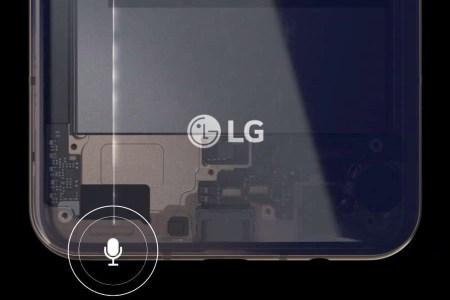 Утечка демонстрирует наличие у LG V60 ThinQ большой батареи, 4 камер и 4 микрофонов