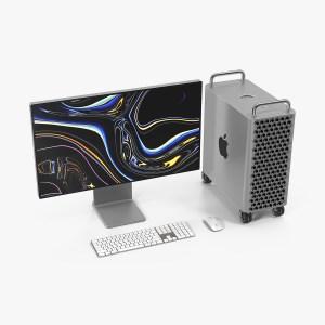 Осторожно, у фирменных 400-долларовых колесиков для Mac Pro нет встроенных фиксаторов