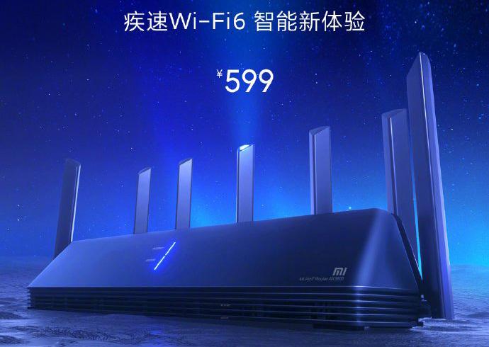 Xiaomi анонсировала роутер с Wi-Fi 6, Bluetooth-колонку с беспроводной зарядкой и зарядное устройство с передачей 65 Вт энергии