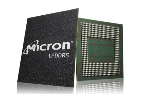 Micron начала отгрузки новой мобильной памяти LPDDR5 DRAM, смартфон Xiaomi Mi 10 получит ее одним из первых