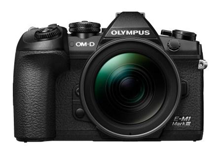 Анонсирована камера Olympus OM-D E-M1 Mark III формата Micro Four Thirds по цене $1800