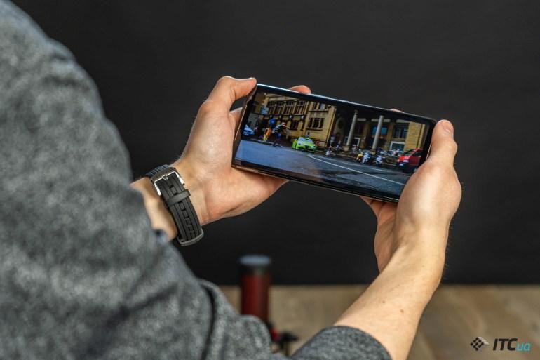 Обзор игрового смартфона ASUS ROG PHONE II