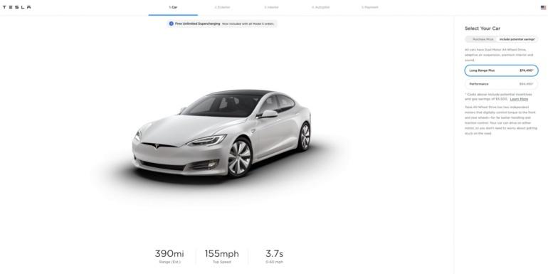 Tesla обновлением прошивки увеличит запас хода Model S и Model X — до 630 км и 565 км соответственно
