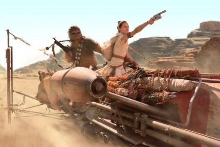 Как Industrial Light & Magic создавала спецэффекты для фильма Star Wars: The Rise of Skywalker [видео]