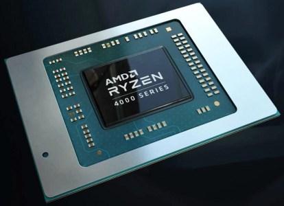 Дождались. Начались продажи новых мобильных процессоров AMD Ryzen 4000