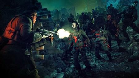 Сборник хоррор-шутеров Zombie Army Trilogy выйдет на Nintendo Switch 31 марта
