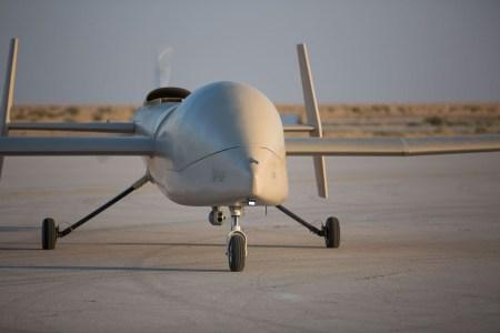 Саудовские инженеры из KACST и американская компания UAVOS представили совместно разработанный разведывательный беспилотник Saker-1B