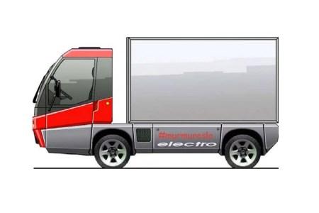 Энтузиасты из Кривого Рога разработали отечественный грузовой электромобиль CoolOn с запасом хода 200 км для служб доставки [видео]