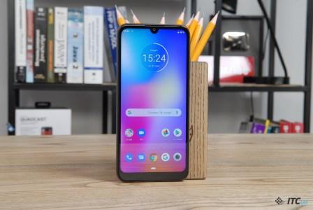 Обзор Moto E6 Plus — бюджетная Motorola