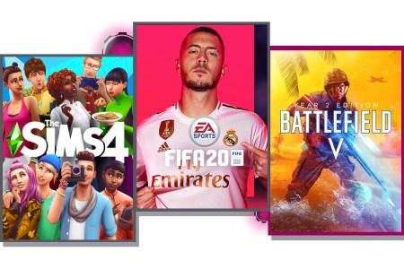 Electronic Arts и Ubisoft запустили распродажи со скидками на игры до 75%