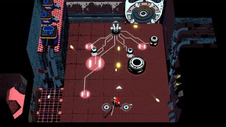 Слэшер с элементами пинбола Creature in the Well выйдет на PS4