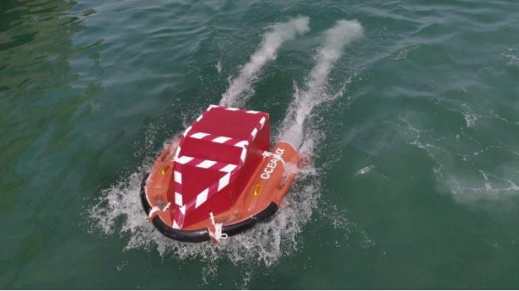 Сингапурские инженеры превратили морского робоспасателя Dolphin в беспилотное плавучее средство для доставки грузов