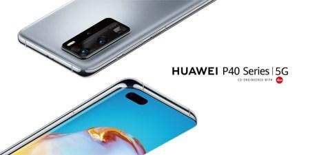 Прямая трансляция презентации новых флагманских камерофонов Huawei P40 и P40 Pro (завершена)