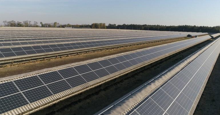 Крупнейшая в Украине СЭС крышного типа увеличила мощность до 15,2 МВт