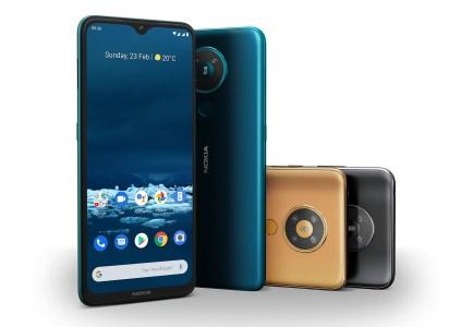 Анонсированы доступные смартфоны Nokia 5.3 и Nokia 1.3, продажи в Украине стартуют в мае