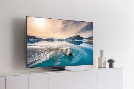 Представлена новая линейка телевизоров Samsung QLED: 4K и 8K, частота 120 Гц и адаптивная синхронизация