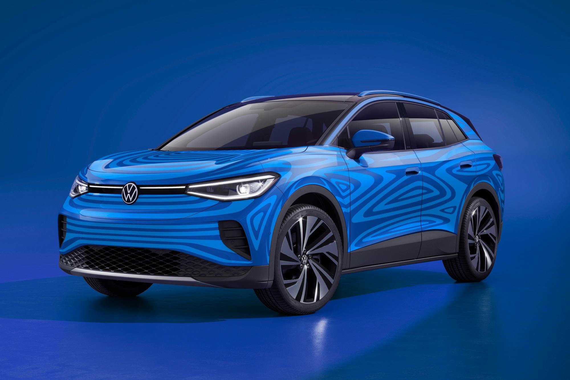 Официально: Электрокроссовер Volkswagen ID.4 получит запас хода до 500 км,  его будут производить и продавать в Европе, США и Китае - ITC.ua