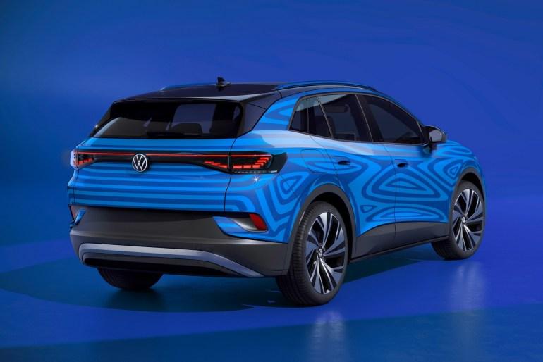 Официально: Электрокроссовер Volkswagen ID.4 получит запас хода до 500 км, его будут производить и продавать в Европе, США и Китае