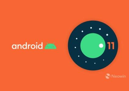 Вышла версия Android 11 Developer Preview 3 — последняя сборка накануне старта открытого бета-теста