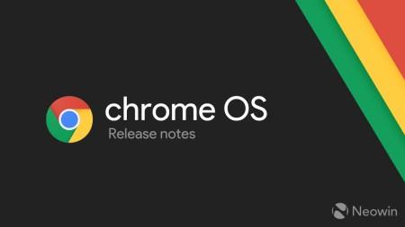 Google добавила в Chrome OS 81 жесты, привычные для Android