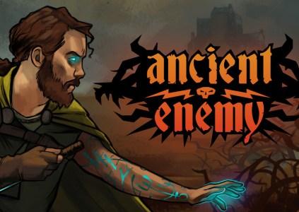 Ancient Enemy: ролевая игра с механикой пасьянса Solitaire