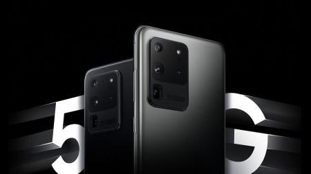 Samsung выпустила очередное обновление для Galaxy S20, улучшающее работу камеры