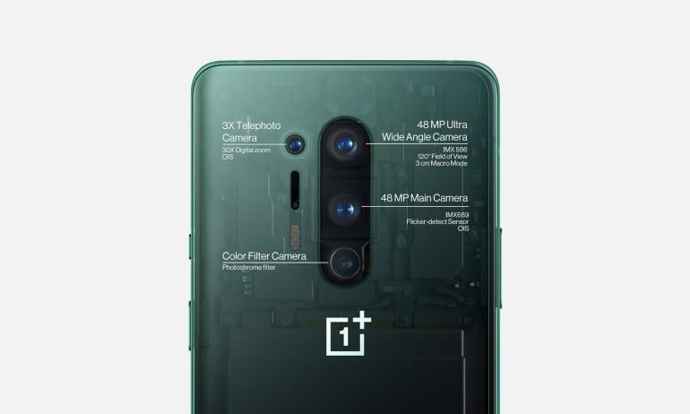 Анонсированы смартфоны OnePlus 8 и OnePlus 8 Pro: SoC Snapdragon 865, до четырёх камер, быстрая зарядка и цена... до $1000