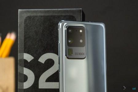 Samsung Galaxy S20 Ultra занял лишь 6-е место в рейтинге DxOMark
