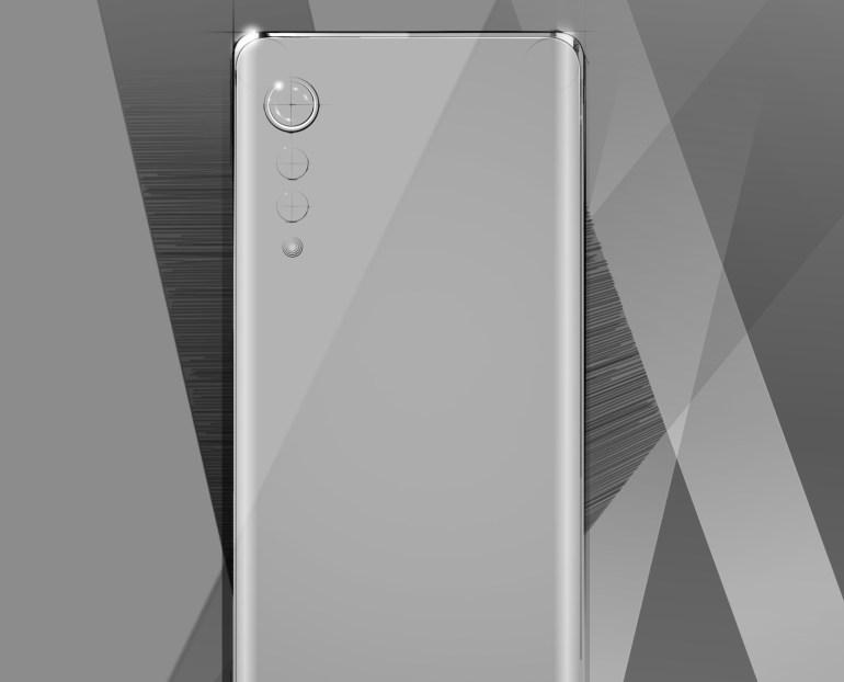 LG раскрыла особенности нового языка дизайна для своего следующего смартфона