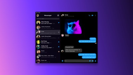 Facebook Messenger появился на macOS и Windows
