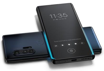 Смартфоны Motorola Edge и Edge+ получили поддержку 5G, 6,7-дюймовые дисплеи и 2-кратную разницу в цене