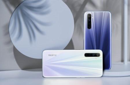 В Украине представили новую линейку смартфонов Realme 6