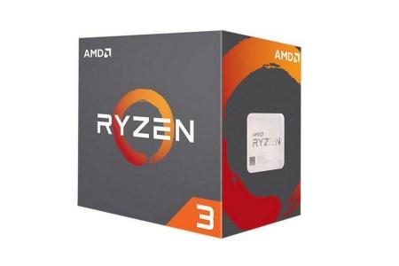 AMD официально представила недорогие настольные CPU Ryzen 3 3100 и Ryzen 3 3300X, а заодно и набор логики B550