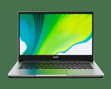 От 18 650 грн. Новый 14-дюймовый ноутбук Acer Swift 3 с APU Ryzen 4000 приехал в Украину