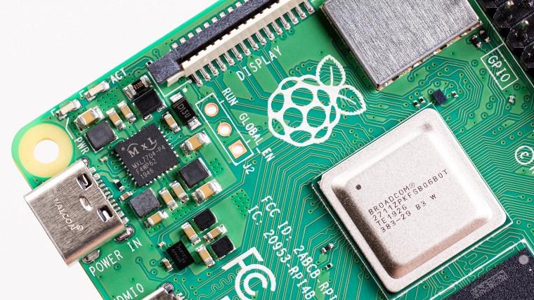 Одноплатный ПК Raspberry Pi 4 теперь доступен в версии с 8 ГБ ОЗУ — $75