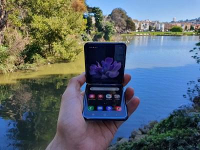 Samsung наглядно объяснила, как устроен скрытый шарнирный механизм в Galaxy Z Flip