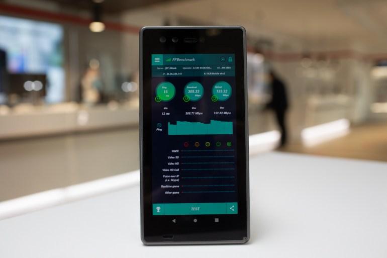 В соседней Беларуси запустили первую автономную 5G-сеть на оборудовании ZTE с поддержкой звонков высокой четкости VoNR (Voice over New Radio)